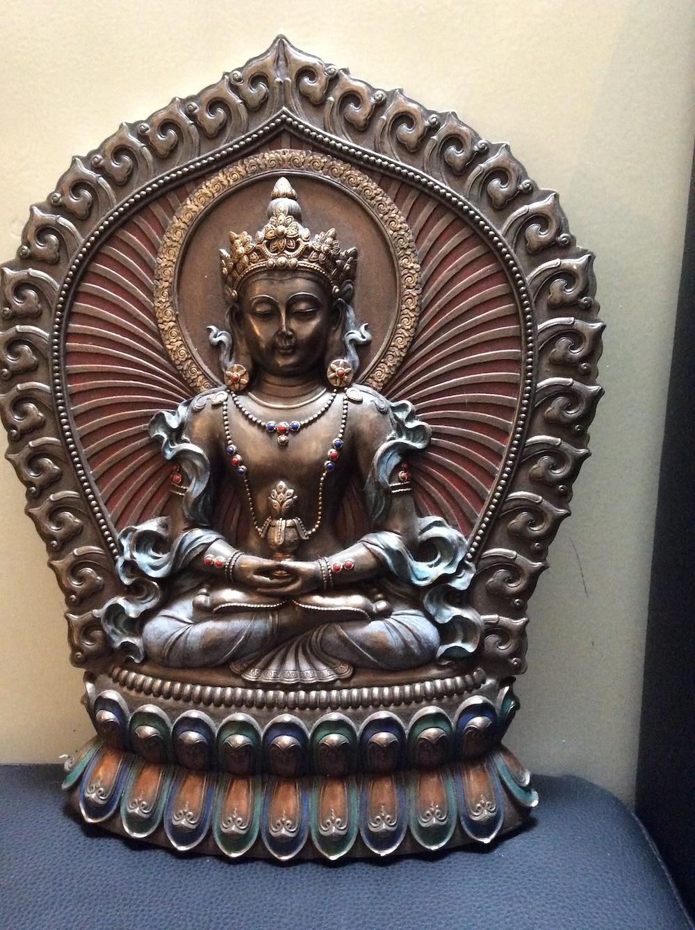 Boedhha ornament