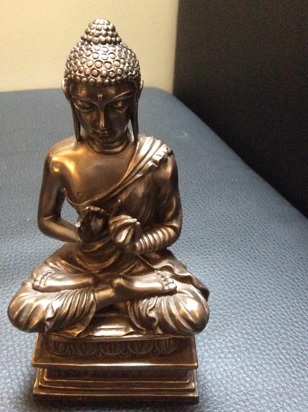 Boeddha meditatie